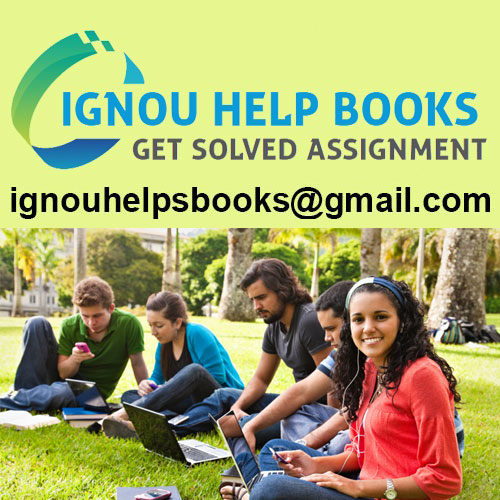 ignouhelpsbooks